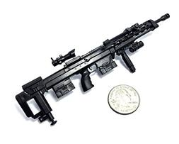 1/6 Scale DSR-1 Sniper Rifle Bolt Action German Army Gun Mod