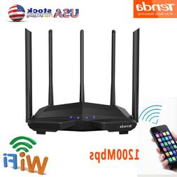 1200Mbps 2.4/5GHz Dual Band WiFi Router Wireless Repeater 5