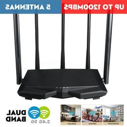 1200Mbps Wi-Fi Router Wireless Internet Router for Wireless