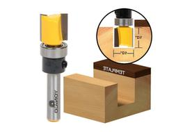 Yonico 14169q Hinge Mortising Router Bit with 1/2-Inch W X 1
