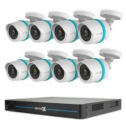 Ezviz 16-Channel 1080p IP Security System with 3TB HDD and 8