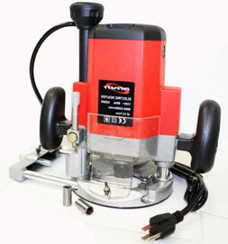 """2200W 3HP 1/2"""" or 1/4""""   ELECTRIC PLUNGE ROUTER UL listed 22"""