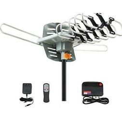 200 Miles TV Antenna Amplified Long Range Outdoor HD Digital