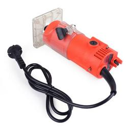 220V 300W Trim Router Edge Wood Clean Cuts Power Woodworking