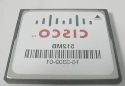 512MB Cisco 2800 Series Router Approved Flash Memory MEM2800