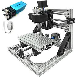 3 Axis CNC Router Kit 1610 2500MW For Wood USB Port Injectio