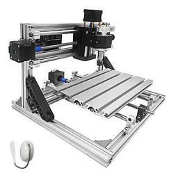 3 Axis CNC Router Kit 2418 Engraver For Wood PWM Injection M