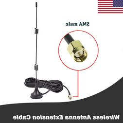3 Meters 10ft WiFi Antenna Extension Cable Cord for Wireless