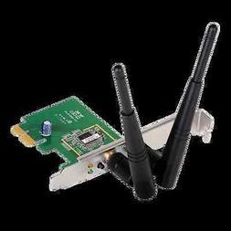 300Mbps 1T2R Wireless 802.11N PCI Express Adapter