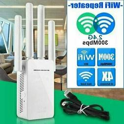 300mbps wifi repeater 2 4g and 5g