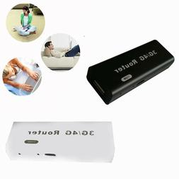 3G/4G WiFi Wlan Hotspot AP Client 150Mbps RJ45 USB Wireless