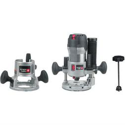 Porter Cable 895PK 2-1/4 HP Multi-Base Router Kit with Route
