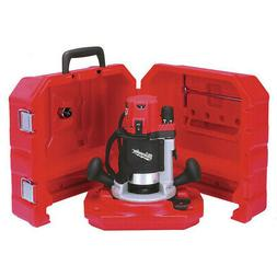 Milwaukee 5616-21 2-1/4 Max-Horsepower EVS BodyGrip Router K