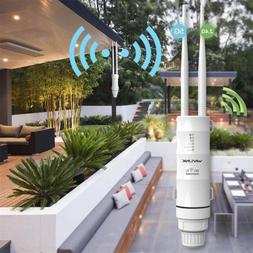 450Mb Wifi Repeater Wireless Router Range Extender Outdoor/I