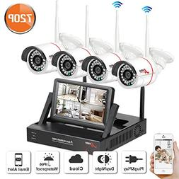 Security Camera System Wireless, Wireless Surveillance Camer