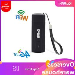 4G Modem Wifi 4g Unlocked LTE Router Hotspot USB Dongle with