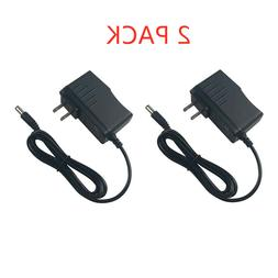 BOLWEO 5.5x2.1mm 5V 2A Power Supply Adapter for Strip Lights