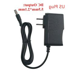 BOLWEO 5V 2A Power Supply Adapter for Strip Lights Router HU