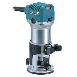 Makita 6.5 A 1-1/4 HP Variable Speed Fixed-Base Compact Rout