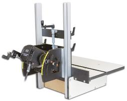 """Woodhaven 6004 Horizontal Router Table & 4.2"""" Angle-Ease"""