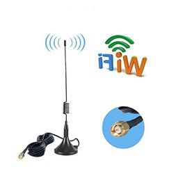 AMAKE 7 DBI SMA Antenna 2.4GHz WiFi/4G LTE/GSM 3G Wide Band