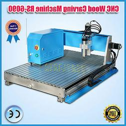 800W CNC Router Engravering Machine For Wood Acrylic MDF RS-