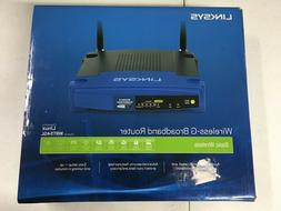 Linksys 802.11g Wireless LAN Access Point + Router + 4 port