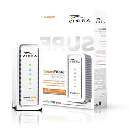 ARRIS SURFboard  DOCSIS 3.0 Cable Modem Plus AC1600 Dual Ban