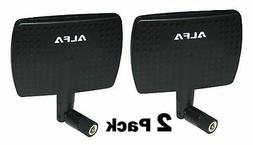 Alfa 2.4HGz WiFi Antenna - 7dBi RP-SMA Panel Screw-On Swivel