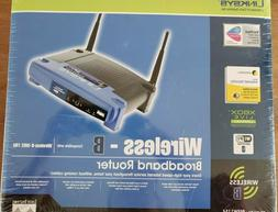 Cisco-Linksys BEFW11S4 Wireless-B Cable/DSL Router