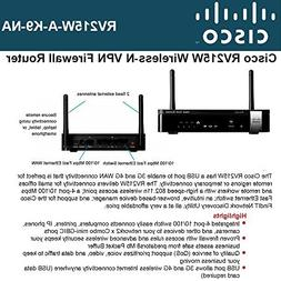 Cisco, Small Business Rv215w Wireless Router 4-Port Switch 8