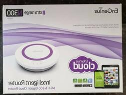 EnGenius Technologies 2.4 GHz Wireless N300 Router with Giga