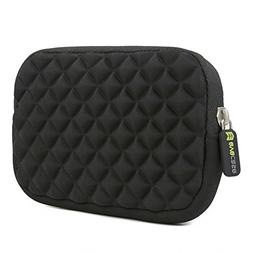 Evecase Portable Storage Carrying Case Pouch Bag for Seagate