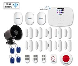Fortress Security Store- Total Security Wi-Fi Kit B DIY Wire