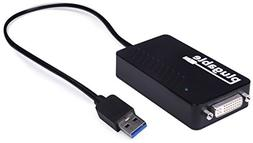 Plugable USB 3.0 to VGA / DVI / HDMI Video Graphics Adapter