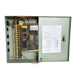 Security Camera Power Supply Box 18CH DC
