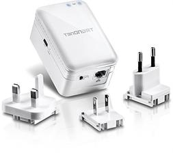TRENDnet AC750 Wireless Dual Band Travel Router, Share a Sin