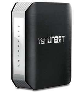 TRENDnet AC1900 Dual Band Wireless AC Gigabit Router, 2.4GHz