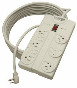 Tripp Lite 8 Outlet Surge Protector Power Strip, Extra Long
