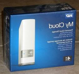 WD 3TB My Cloud Personal Network Attached Storage - NAS - WD