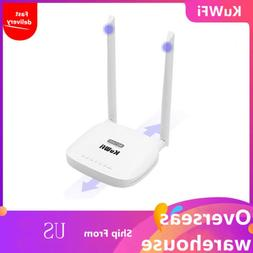 KuWFi AC Dual Band Extender, 1200Mbps Wireless WiFi Router W
