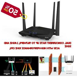 Tenda AC10 1200Mbps wireless wifi router Dual band 2.4G/5G 1