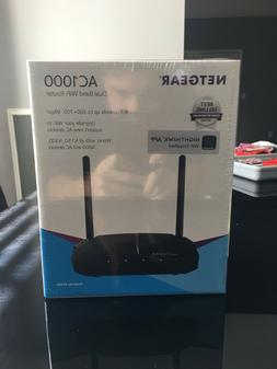 NETGEAR AC1000 Dual Band Smart WiFi Router, Fast Ethernet