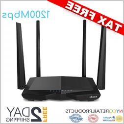 AC1200 Dual Band Fast Ethernet Home Router Computers WiFi Ga