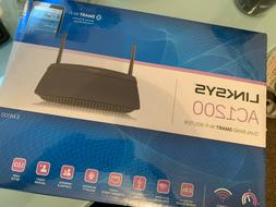Linksys AC1200 Dual Band Smart Wi-fi Router EA6100VV