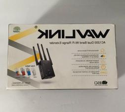 Wavlink AC1200 Dual Band Wi-Fi Repeater & Router 2.4G & 5G W