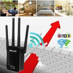 AC1200 WIFI Repeater&Router,2.4G & 5G Wireless Range Extende