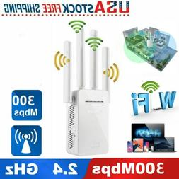 AC1200 Wifi Repeater Wireless 300Mbps Range Extender Signal