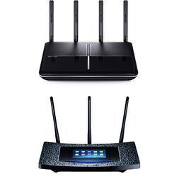 TP-LINK AC3150 Wireless Wi-Fi Router and  AC1900 Wireless To