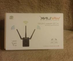 WavLink AC750 Wireless 2.4G/5G Router/Range Extender - Does